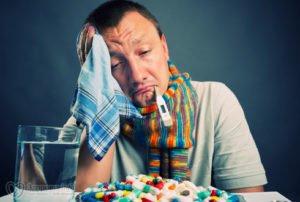 Грипп: лечение взрослых людей