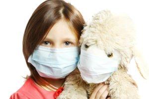 Профилактика детского гриппа в коллективе