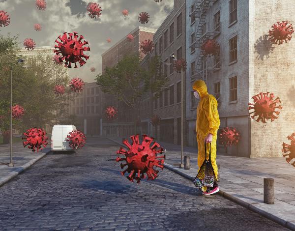 Как передаётся вирус